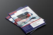 Brochure design 12 - kwork.com