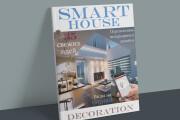 Book magazine cover 4 - kwork.com