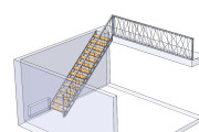 Stair design 11 - kwork.com