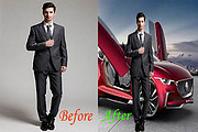 I will change the background of your pic 6 - kwork.com