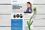 I will design a professional business flyer 13 - kwork.com