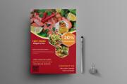 I will design, food menu, restaurant menu, price list 10 - kwork.com