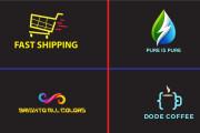 I will design modern versatile minimalist business trendy logo 9 - kwork.com