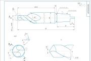 Drawings and 3D models AutoCad, kompas 3D 7 - kwork.com