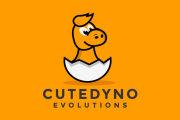 I will create modern minimalist business logo design 6 - kwork.com