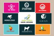 I will design modern versatile minimalist business trendy logo 6 - kwork.com