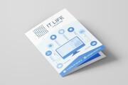 Brochure, booklet design 6 - kwork.com