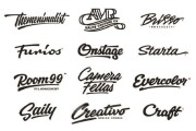 I Will do an Amazing Signature Logotype for your Brand 12 - kwork.com