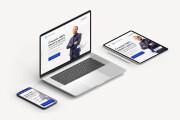 Convert Figma or PSD design to Responsive HTML 9 - kwork.com