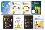 Any Type Of Brochures and Booklets. Design, that works 10 - kwork.com
