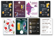 Any Type Of Brochures and Booklets. Design, that works 11 - kwork.com
