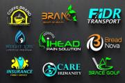 I will do unique, creative and modern business logo design 5 - kwork.com