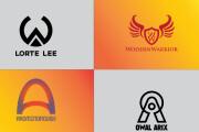 I will design modern versatile minimalist business trendy logo 10 - kwork.com