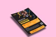 I will design a professional business flyer 12 - kwork.com
