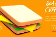 I will design a professional website banner or header 11 - kwork.com