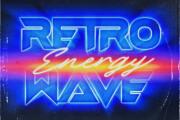 I will design 80s, synthwave, cyberpunk, album, single cover art 7 - kwork.com