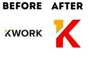 3 Modern logo 7 - kwork.com