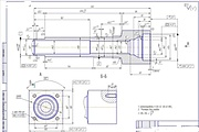 Development of drawings. ESKD and GOST. Compass, Solidworks, NX 6 - kwork.com