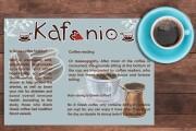 I will design the menu, placement 5 - kwork.com