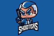 I will design amazing gaming logo for sport, esport, youtube, twitch 16 - kwork.com