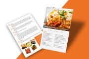 Design amazing annual report, product catalogue 6 - kwork.com
