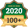 Successfully completed over 100 orders in 2021