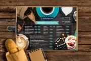I will design a professional food flyer, poster 13 - kwork.com