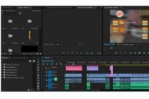 Editing and processing your video. Color Correction 5 - kwork.com