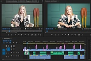 Editing and processing your video. Color Correction 6 - kwork.com