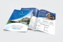 I will design a professional tripartite bifold brochure 8 - kwork.com