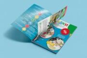I will design a professional tripartite bifold brochure 12 - kwork.com