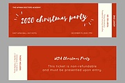 I will design a ticket for your concert or event 8 - kwork.com